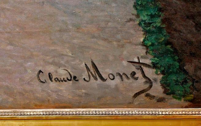 Monet, firma