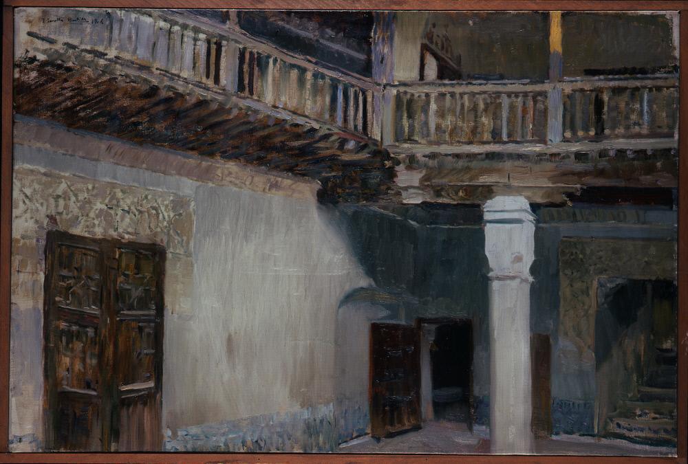 CASA DE EL GRECO, TOLEDO 1906 _HSA