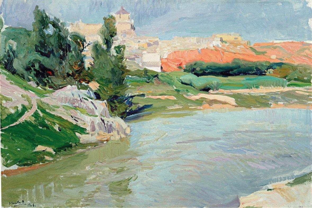 LAS COVACHUELAS TOLEDO 1906 MUSEO SOROLLA