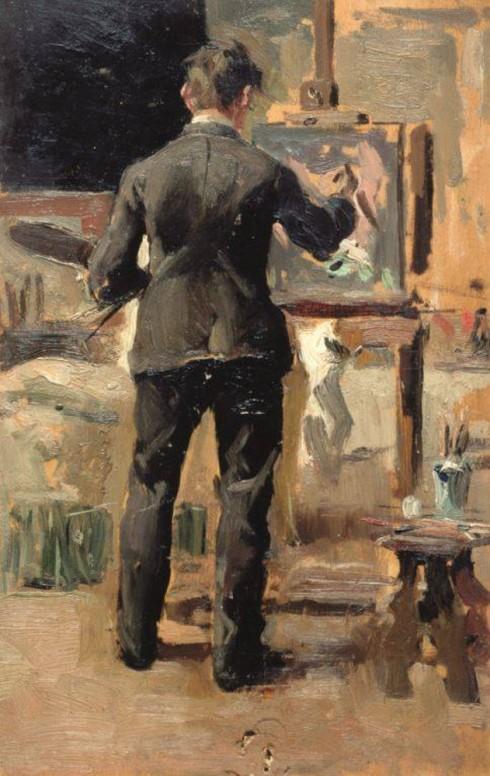 pintando 1885