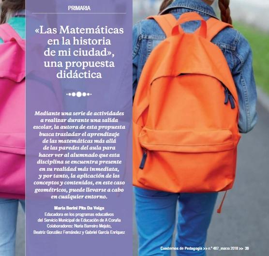 CUADERNOS primera pagina articulo