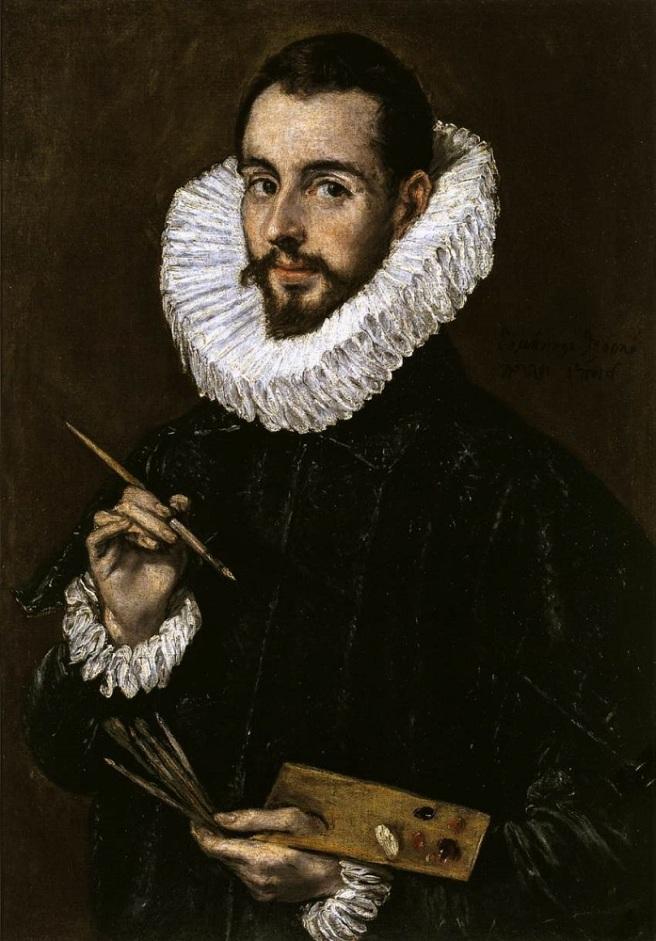 El hijo El Greco