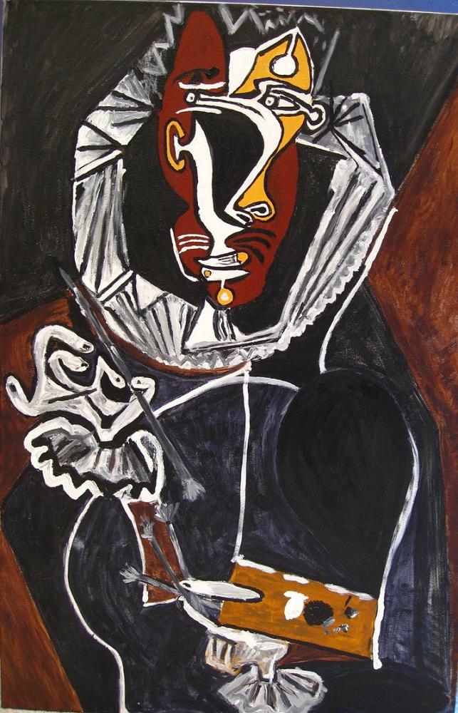 Picasso greco