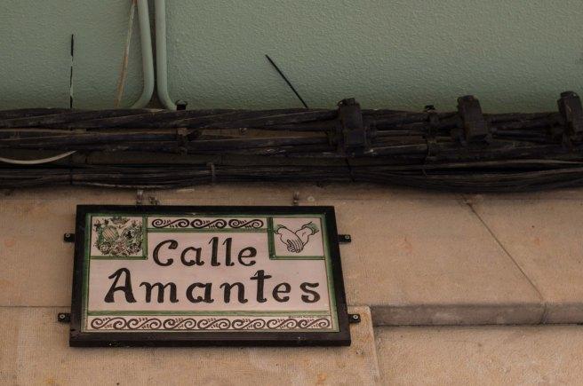 CALLES AMANTES 3