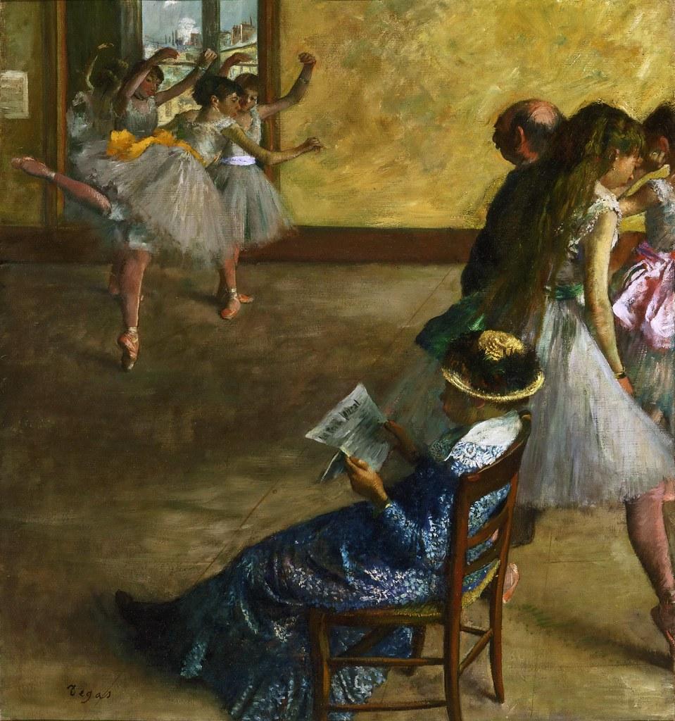 CLASE DE BAILE_1880_EDGAS DEGAS