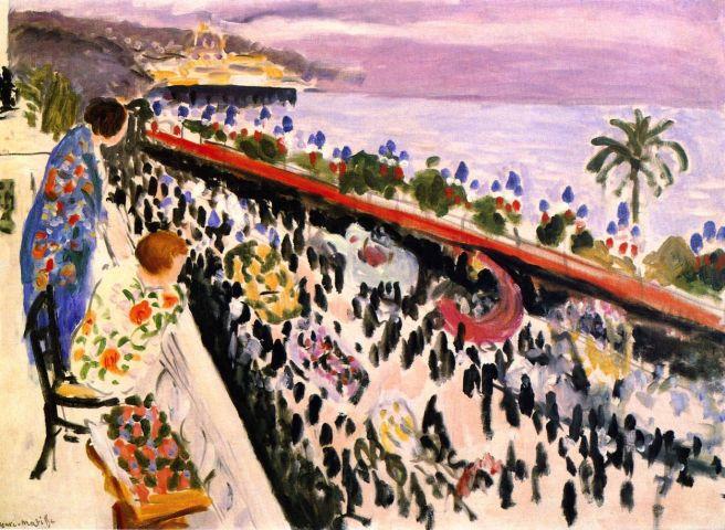 HENRI MATISSE - 1922 - Festival de flores