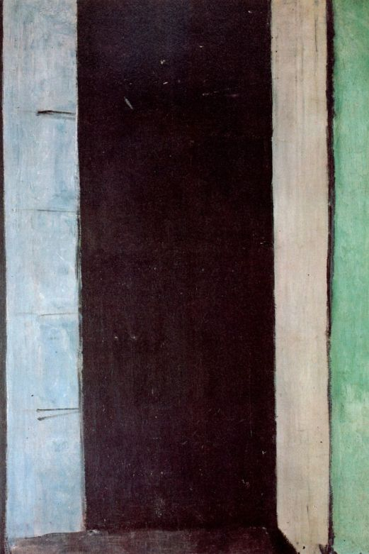 HENRI MATISSE - 1914 - Ventanal en Collioure - Centre Pompidou